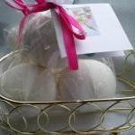1 bath bombs 8 oz each (Vanilla) gr..
